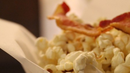 Bacon popcorn Sonesta Houston