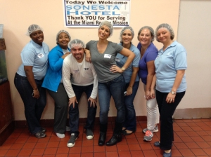 Sonesta Fights Hunger