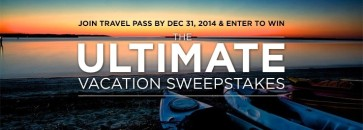 Travel Pass Sweepstakes