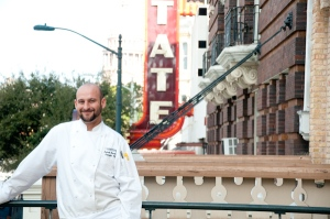 Chef Patrick Newman of Intercontinental Hotel - Austin, TX