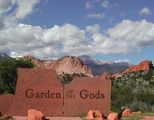 Enjoy the natural attractions around our hotel in colorado - Garden of the gods colorado springs co ...