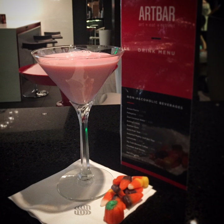 Pink cocktails for Breast Cancer Awareness Month