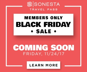 Members Only Black Friday Sale