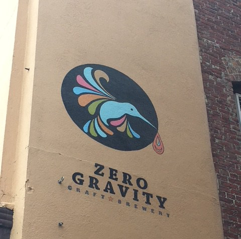 Zero Gravity Craft Brewery Burlington Vermont