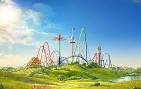 Photo from www.carowinds.com